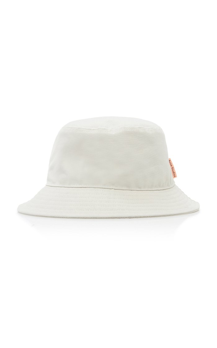 Brun Cotton Canvas Bucket Hat