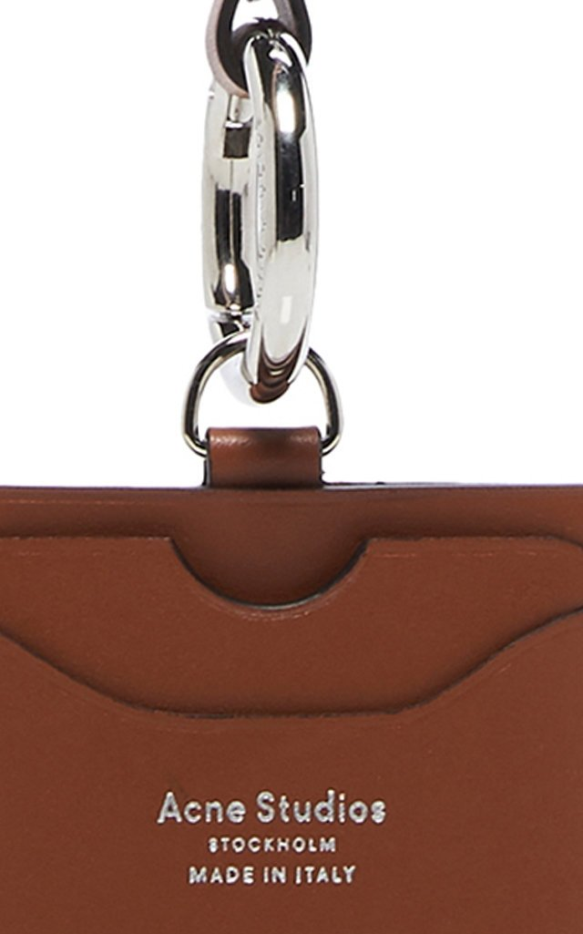 Aelin Leather Lanyard