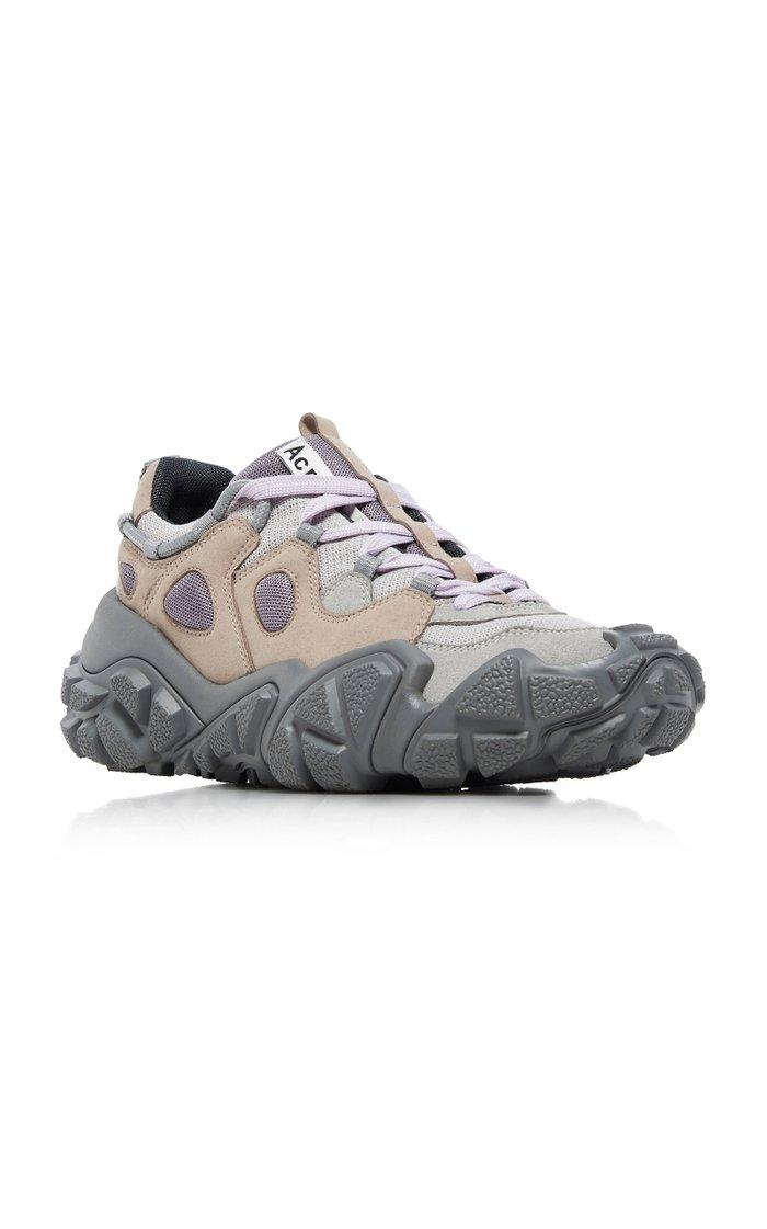 Bolzter Mesh Low-Top Sneakers