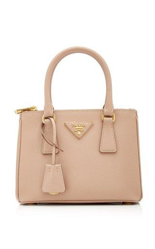 Galleria Saffiano Leather Micro Bag