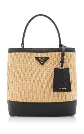 Panier Medium Straw Bag