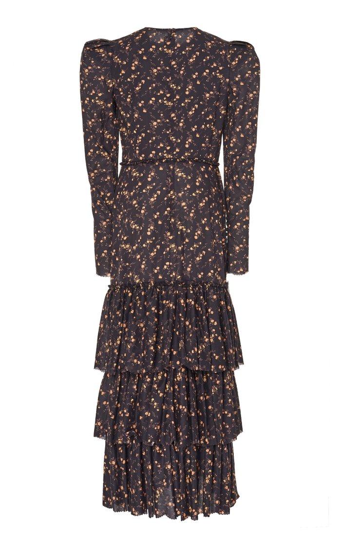 Classic Cate Cotton Maxi Dress