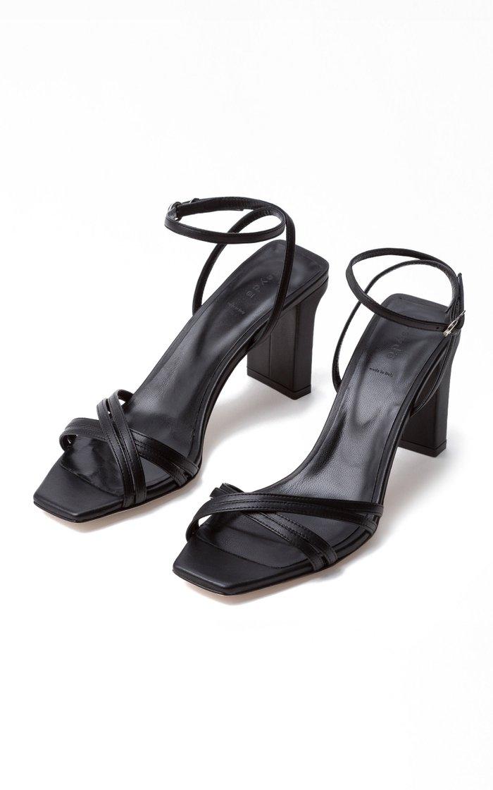 Annabella Leather Sandals