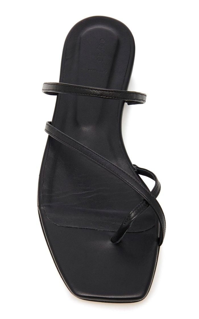 Marina Leather Sandals