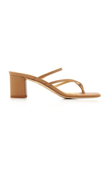 Larissa Calf Leather Sandals
