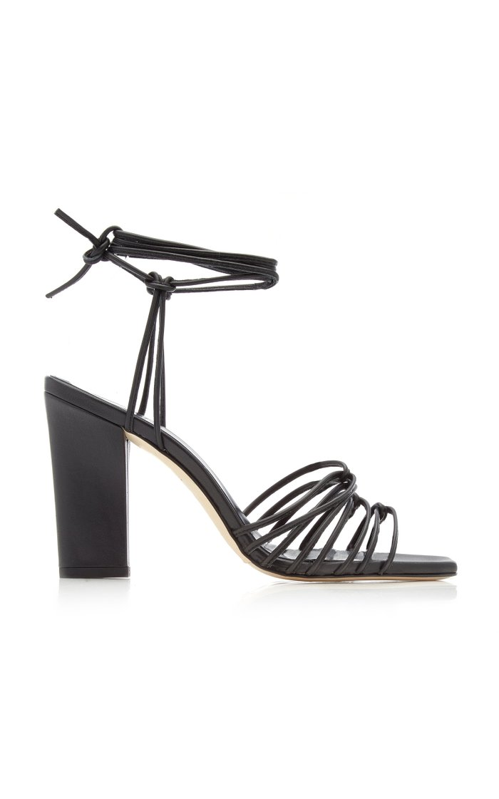 Daisy Leather Sandals