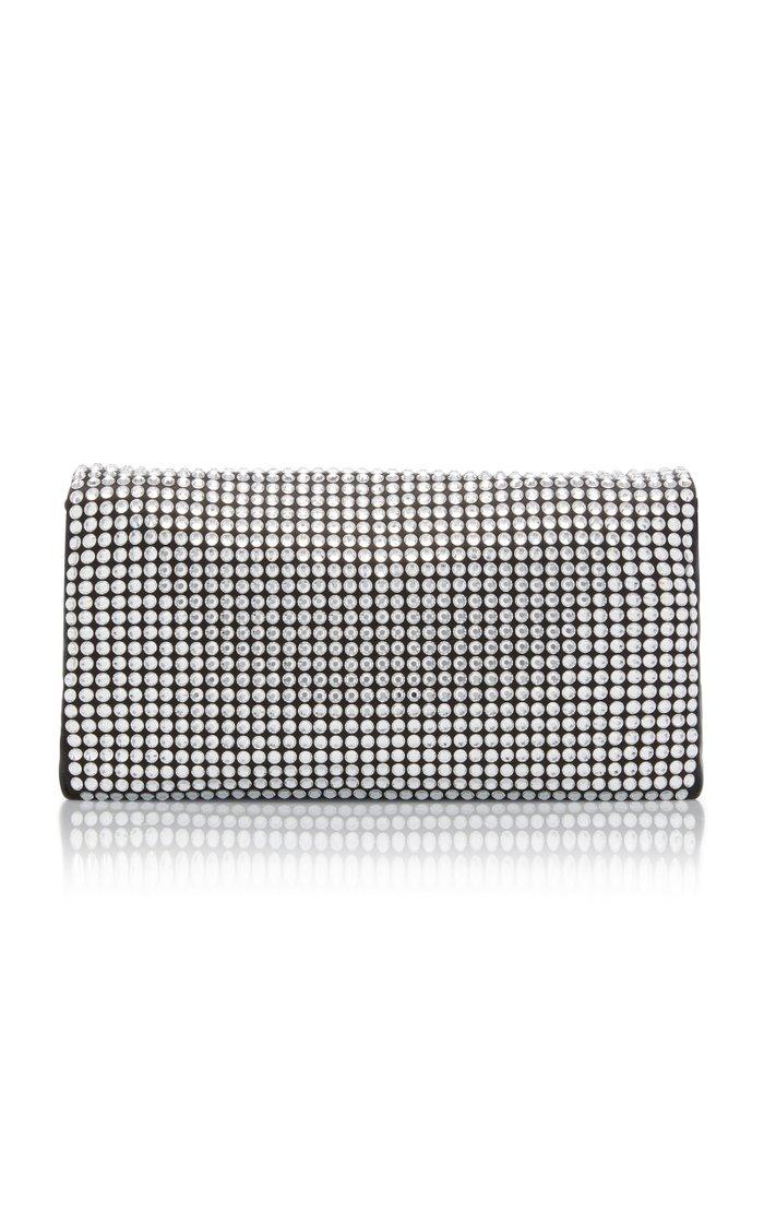 Raso-Embellished Wallet On Chain Bag