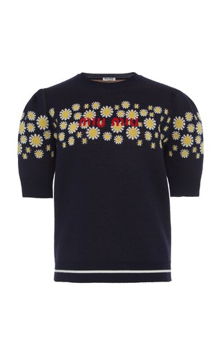 Embroidered Logo Pullover