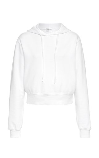 Milan Cotton-Terry Hooded Sweatshirt
