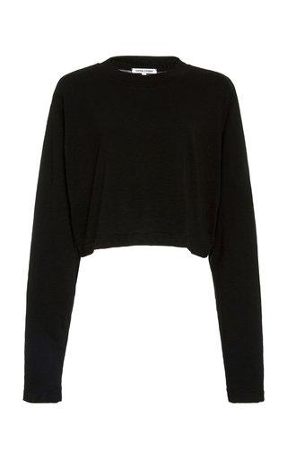 Tokyo Oversized Cotton-Jersey T-Shirt