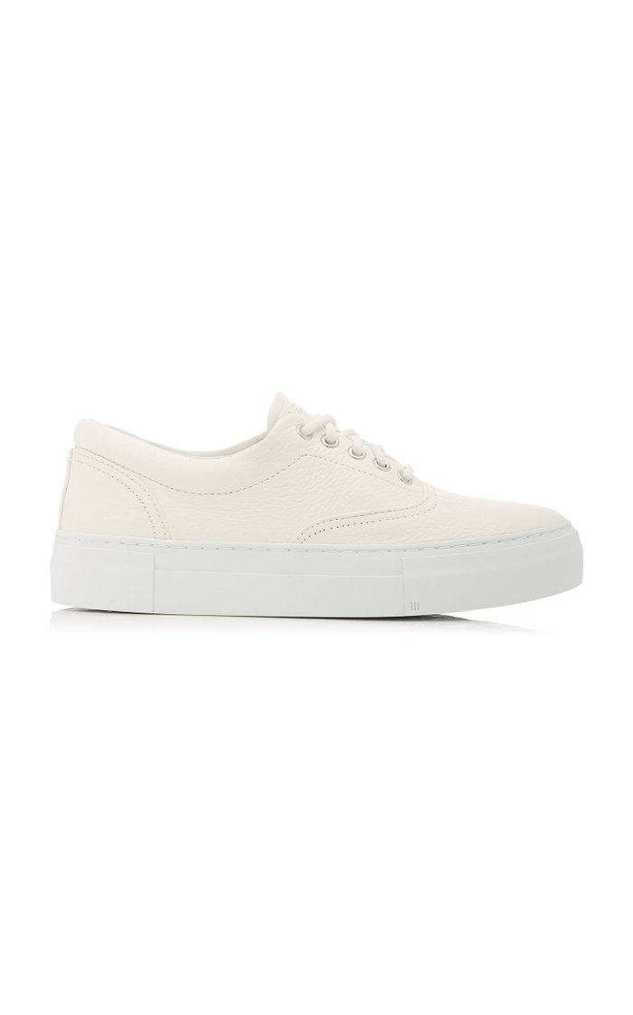 Iseo Leather Sneakers