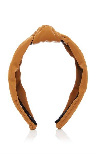 Knotted Vinyl Headband