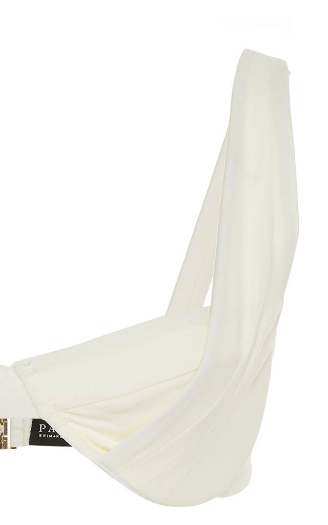 Cenit Shirred Bikini Top
