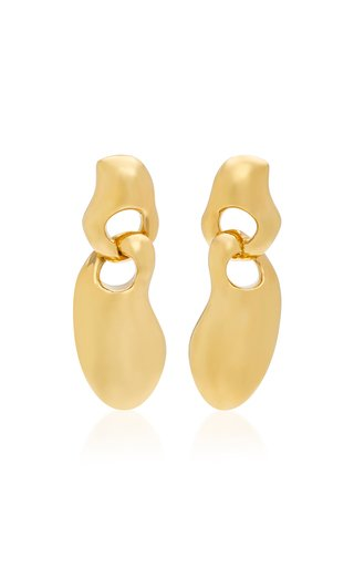 Francesca Gold Vermeil Earrings