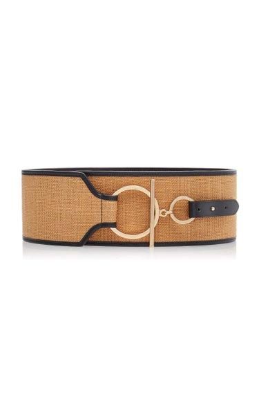 Corset Nappa Leather Belt