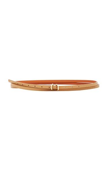 Leather Waist Belt
