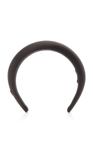 Logo Satin Headband