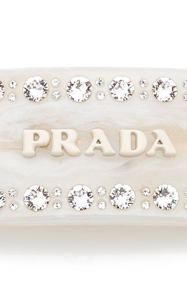 Plex Jeweled Barrette