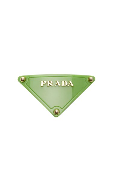 Plex Triangle Barrette