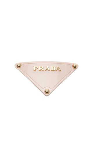 Plex Triangle Barrette