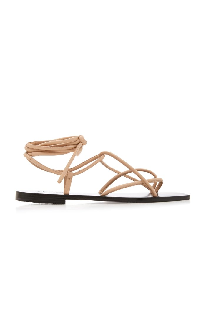 Hazel Leather Sandals