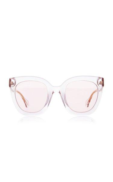 Anima Cat-Eye Acetate Sunglasses