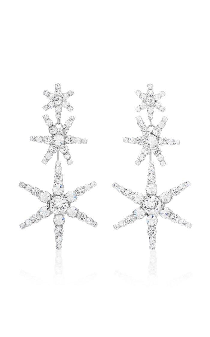 Aurelia Crystal Drop Earrings