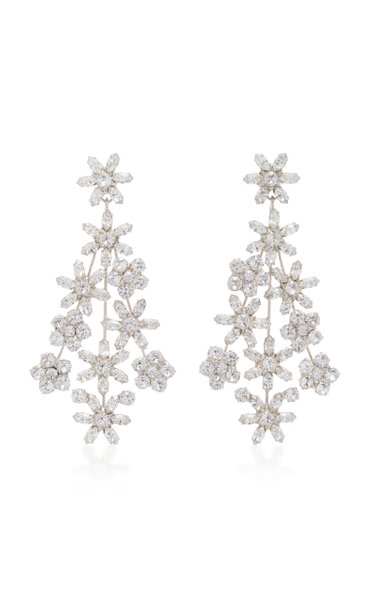 Anita Crystal Earrings