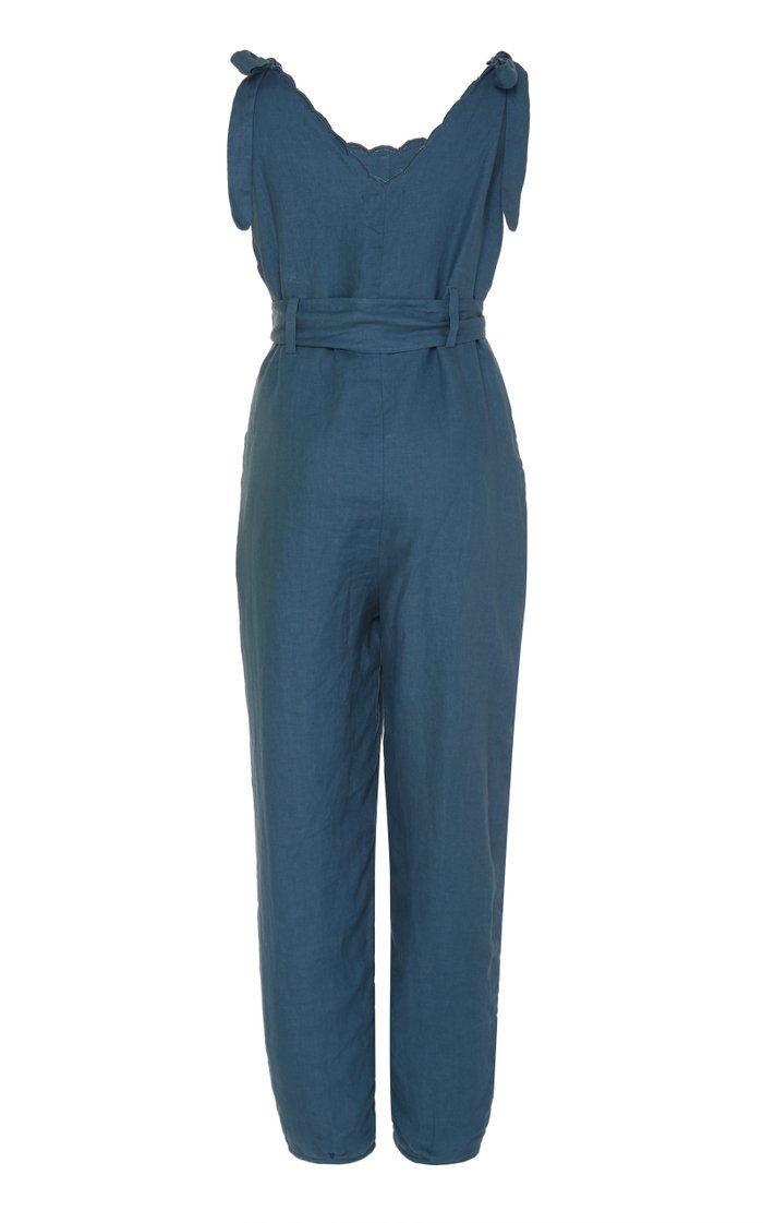 Fava Rutfrend Cotton Linen Jumpsuit