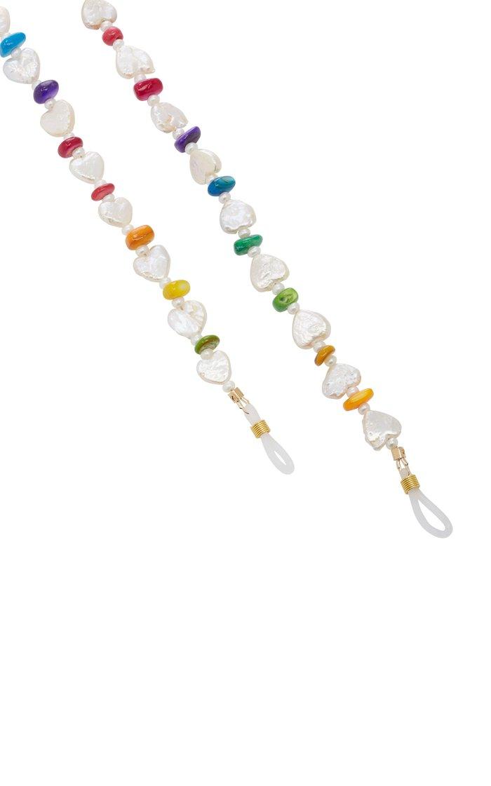 Stop & Stare Pearl Sunglasses Chain