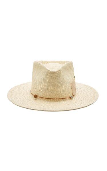 Sand Dollar Beach Straw Hat