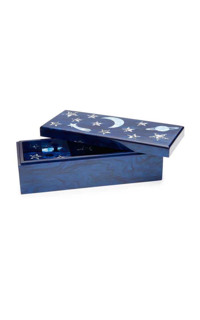Exclusive Solar System Acrylic Puzzle Box