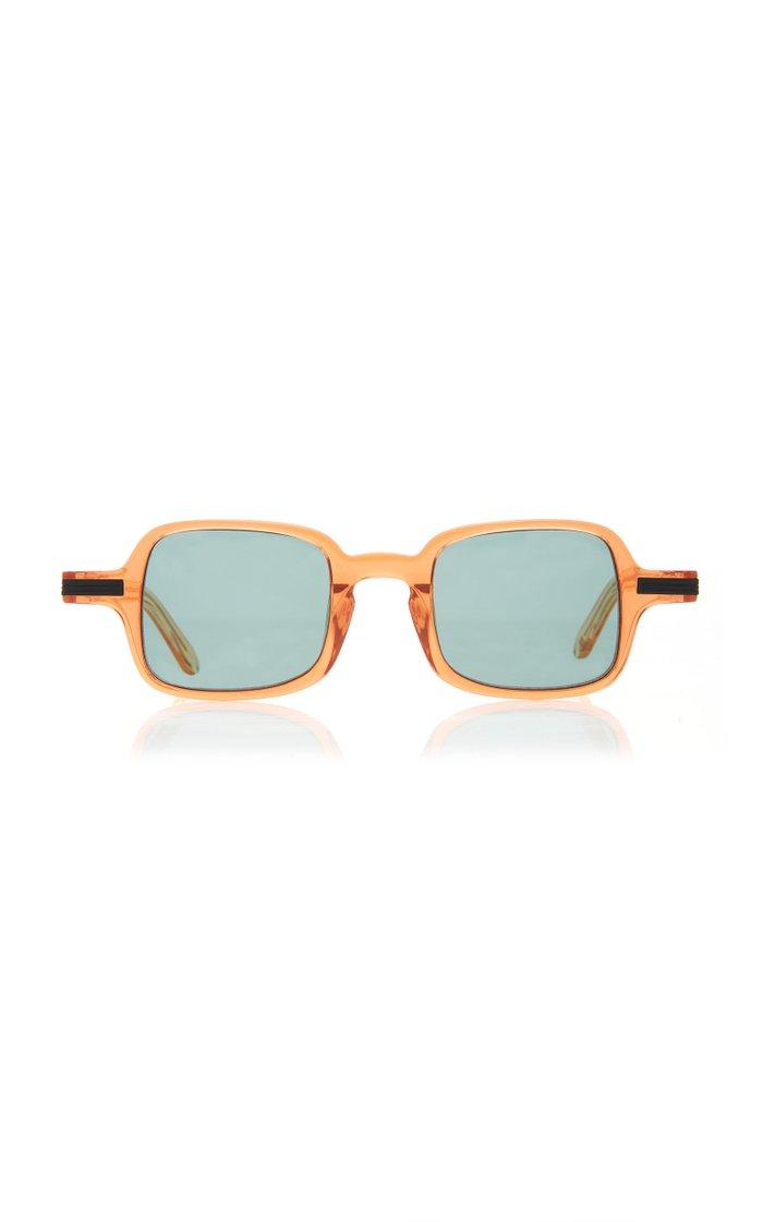 Fry Square-Frame Acetate Sunglasses