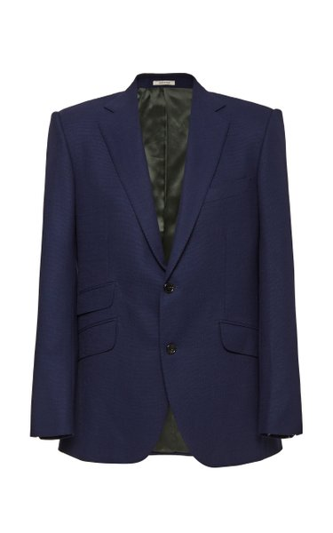 Morrissey Wool and Mohair-Blend Blazer