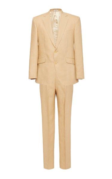 Morrissey Wool-Mohair Suit
