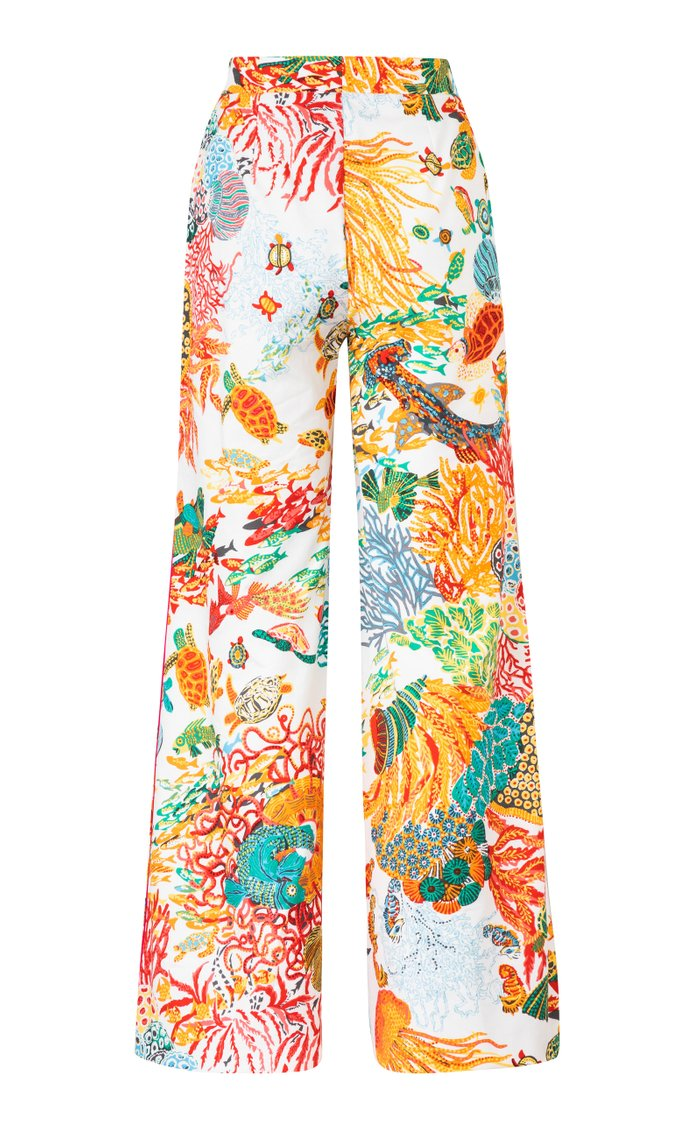 Coral Reef Trousers
