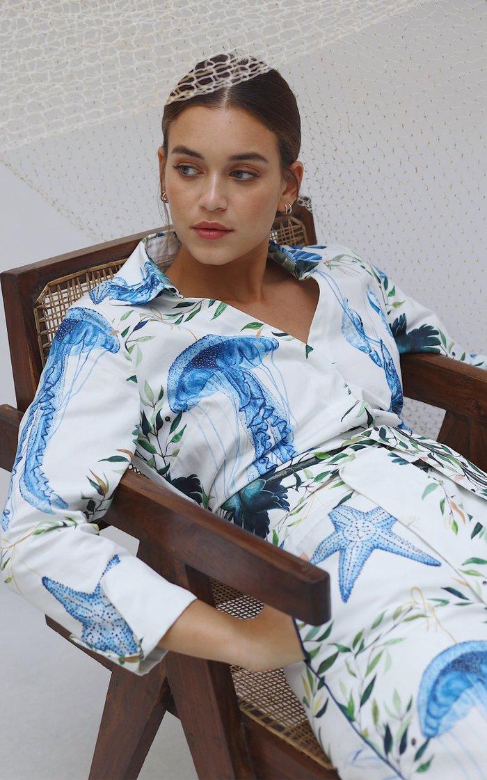 Vida Marina Top Long Sleeve
