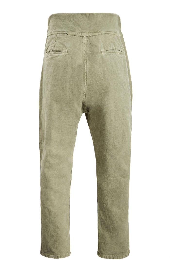 Sarouel Nouvelle Cotton Pants