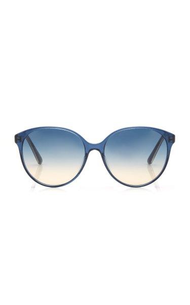 Brook Tree Oversized Acetate Sunglasses