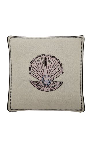 Pearl Cashmere Pillow