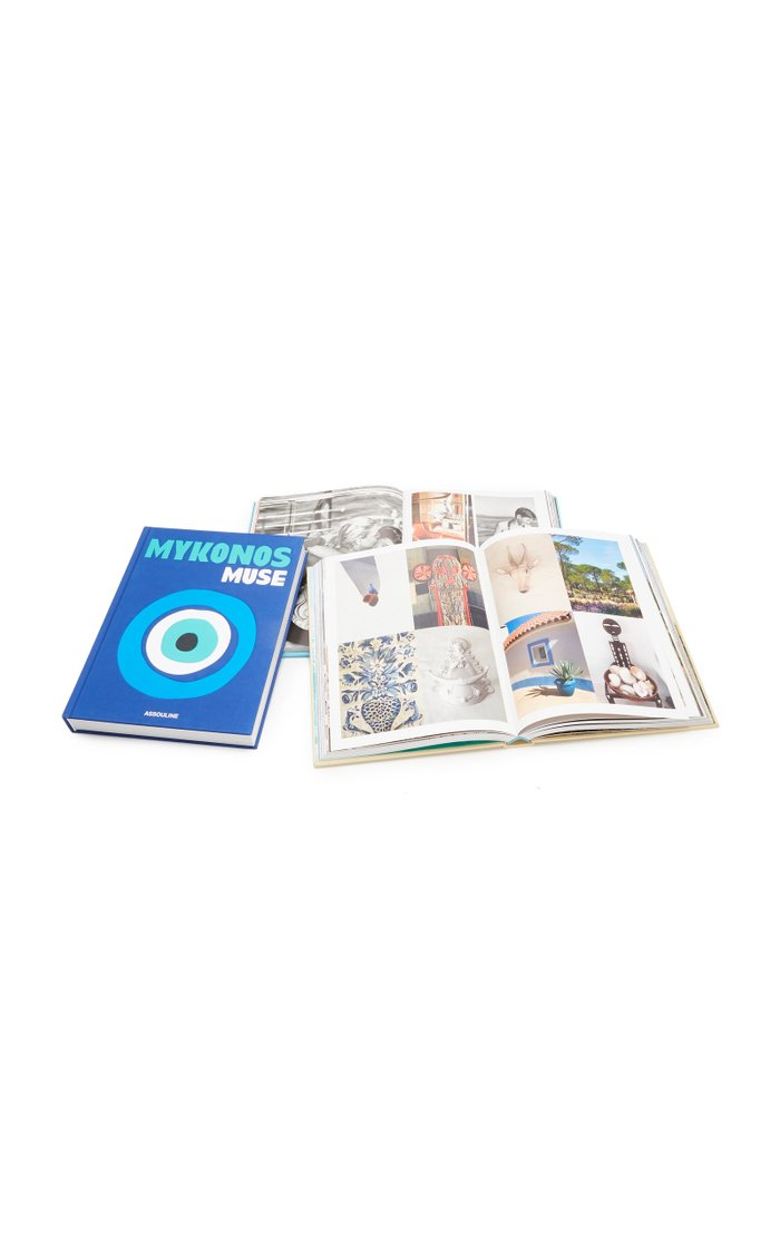 Mykonos Muse, Turquoise Coast And Comporta Bliss Hardcover Book Set