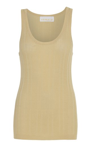 Gere Sleeveless Knit Top
