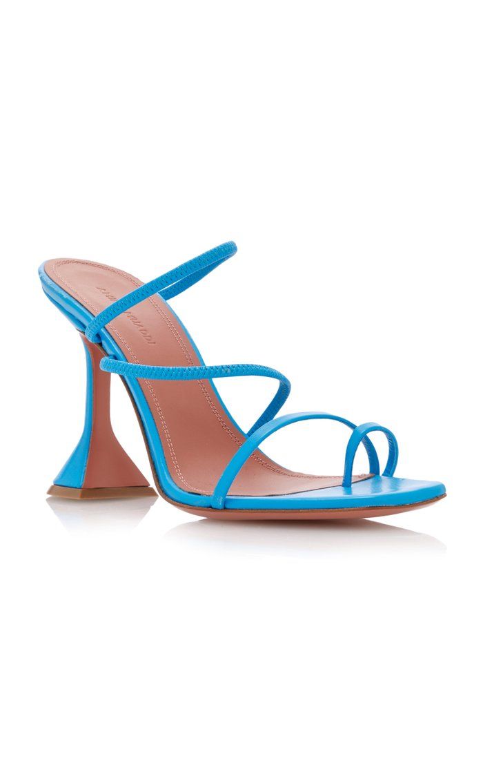 Naima Strappy Leather Sandals