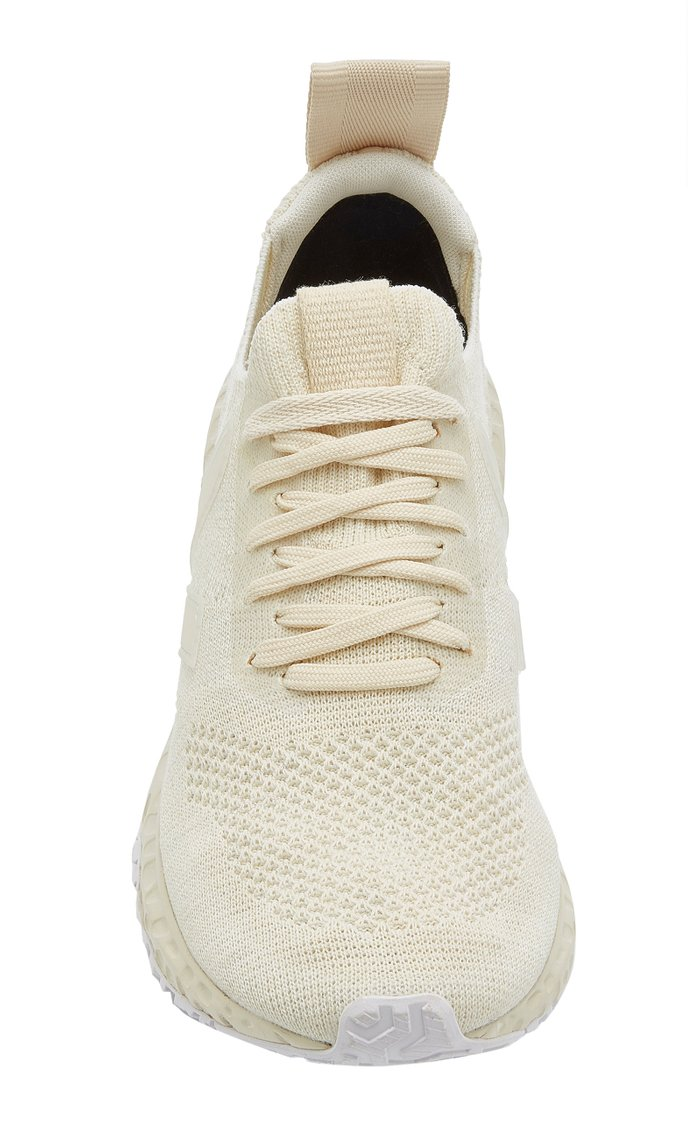 Knitted Wool Low-Top Running Sneakers