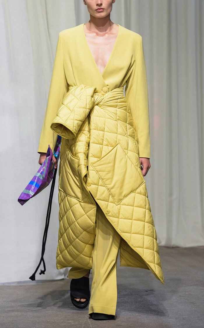 Sandler Quilted Puffer Jacket