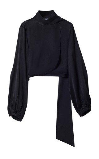 Azsia Tulip Wrap Jacket