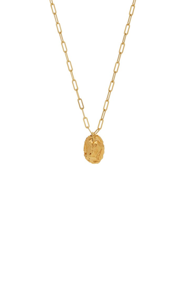 Infinite Offering 24K Gold-Plated Necklace