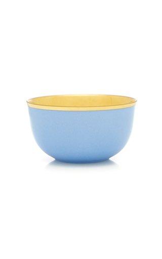 Light blue Champagne bowl