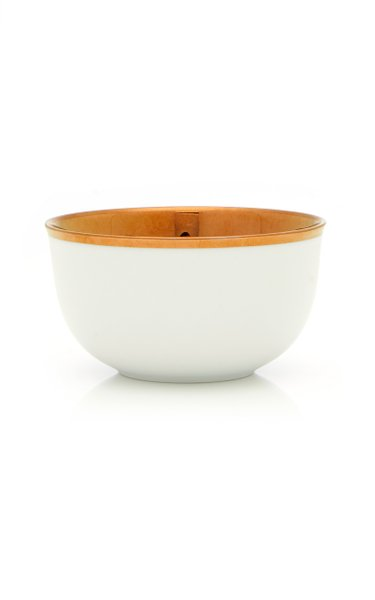 Copper Chamagne bowl
