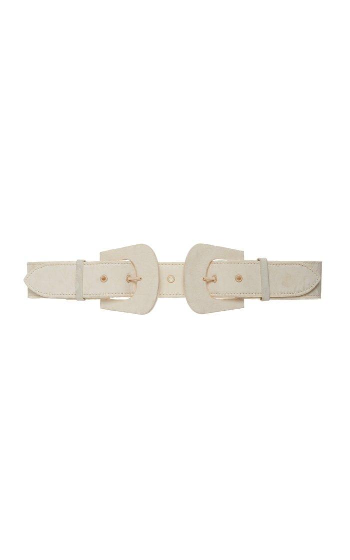 M'O Exclusive Rosie Jacquard Belt